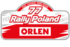 ORLEN 77th Rally Poland