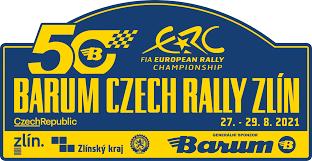 50TH BARUM CZECH RALLY ZLÍN