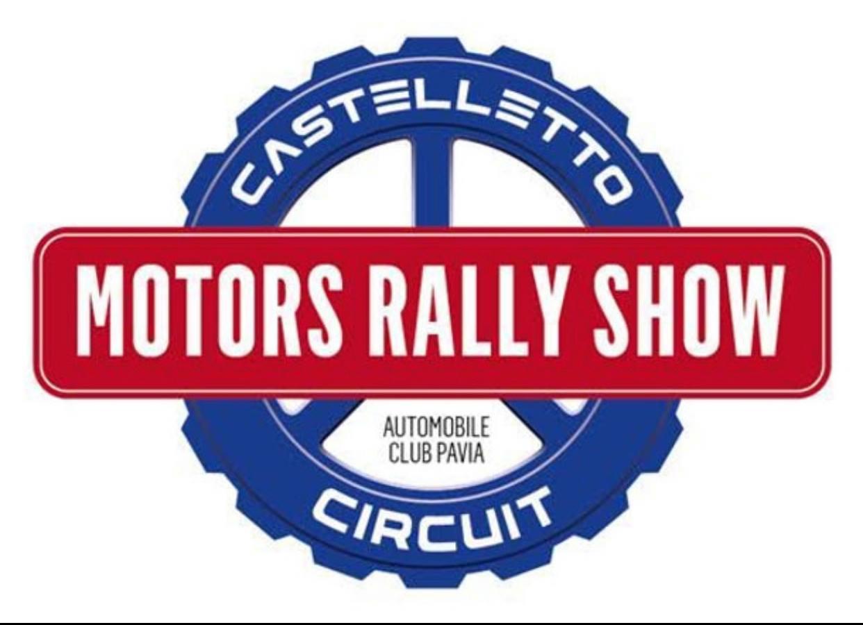 4 Motors Rally Show Pavia